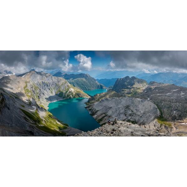 Twin Lakes – Lacs d'Émosson