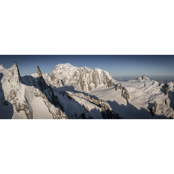 Au coeur du massif du Mont-Blanc