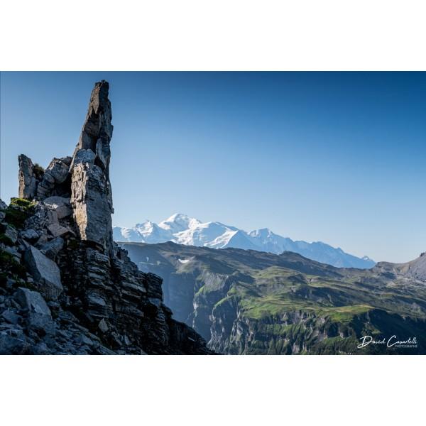 Vigie du Mont-Blanc