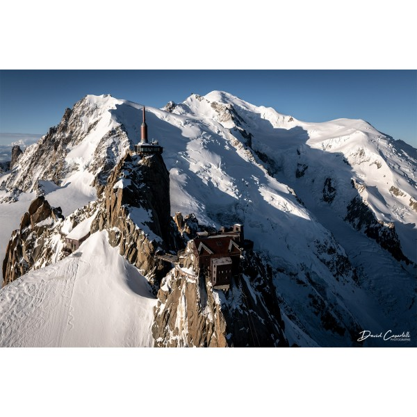 Aiguille du Midi Mont-Blanc